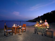 #Romantic Private #BBQ for #Couples  http://www.travelblog.org/Asia/Vietnam/South-Central-Coast/Nha-Trang/blog-739969.html