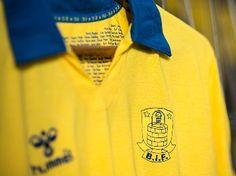 Brøndby IF 50th Anniversary (1964 - 2014) hummel Home Kit