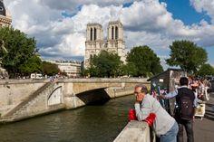 Scene of Paris France via www.offthegridimages.com