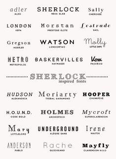 sherlock design inspiration sherlock holmes john watson fonts resources font pack my resources myresources font rec firstpack inspired. Calligraphy Fonts, Typography Fonts, Typography Design, Cursive Fonts, Penmanship, Logo Design, Web Design, Vector Design, Graphic Design