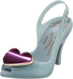 Melissa şıklığı #moda #blue #style