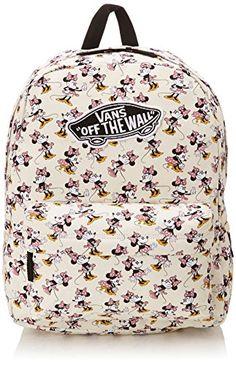 Disney Backpacks by Vans- Think I prefer this to the princess one. Disney Purse, Disney Vans, Disney Girls, Disney Outfits, Mochila Vans Disney, Backpack For Teens, Vans Backpack Girls, Cute Backpacks, Walt Disney Company