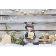 Always have great fun with this moose! Holiday Mini Session, Mini Sessions, Moose, Crochet Hats, Portrait, Instagram Posts, Christmas, Gold, Fun