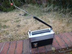 Vintage Zenith Royal 3000-1 Trans-Oceanic All Transistor Radio  #Zenith