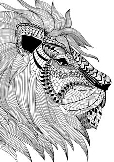 King of the Joungle ~ Murkianti spalvu terapija