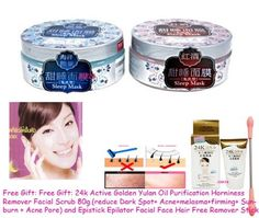 2 Units of Red Wine Pinkish Tender Super Whitening Sleep Serum Mask 255ml. & Ocean Power Intensive Water-retaining Super Whitening Sleep Mask 255ml. - 7 Days Shining! Red Wine Mixed Q10 Extra + L- Glutathione + Aloe Vera. Super Brightens + Whitening After Wake up for Face (Free Gift: Free Gift: 24k Active Golden Yulan Oil Purification Horniness Remover Facial Scrub 80g.(red.... $49.00. This price for 2 units. / this product have been tested by FDA and ISO 9...