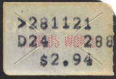 Circus World Price Sticker | Flickr - Photo Sharing!