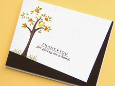 K and R Designs: Stamp Set Roulette {Thank You}