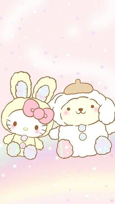 #HelloKitty #PomPomPurin ♪(*^^)o∀*∀o(^^*)♪