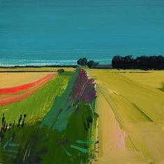 Fred Ingrams is an artist living in Norfolk mainly painting in The Fens. Abstract Landscape Painting, Watercolor Landscape, Landscape Paintings, Watercolor Paintings, Abstract Art, Portrait Paintings, Watercolor Artists, Indian Paintings, Acrylic Art