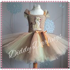 Nala Tutu Dress. Lion King Tutu Dress. Nala Dress. Lion Tutu Dress. Beautiful & lovingly handmade. Price varies on size, starting from £25. Please message us for more info. Find us on Facebook www.facebook.com/DiddyDarlings1 or our website www.diddydarlings.co.uk