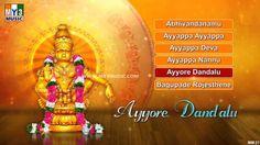 AYYORE DANDALU - Lord Sabarimala Ayyappa Bhakthi Songs - Ayyappa Smarana...