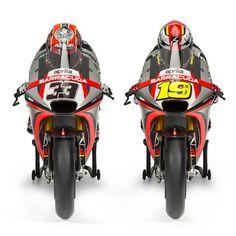 Team gresini aprilia motogp new livery for 2015
