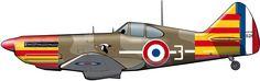 Dewoitine D.520 – Ejército del Aire del Armisticio, Argelia, 1942.  Durante los primeros tiempos de la segunda guerra mundial, las unidades aéreas francesas en el norte de África…