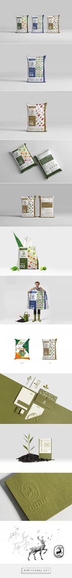 Phan Bon Omix packaging design by Bratus Agency - https://www.packagingoftheworld.com/2018/02/phan-bon-omix.html