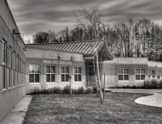 Winding River Consolidated Elementary School. Stewiacke, Nova Scotia. ©Marg Robins www.stewiackenovascotia.com