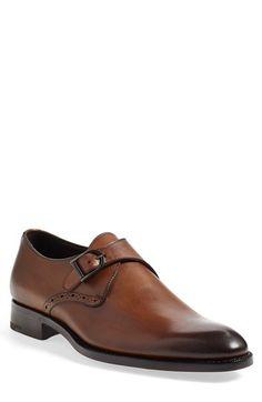 6acbeb27198d Ermenegildo Zegna Monk Strap Shoe (Men) Double Monk Strap Shoes, Gentlemen  Wear,