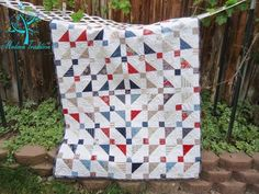 Moda Bake Shop Quilts | ... another pattern featured on Moda Bake Shop--Jelly Turnover Quilt