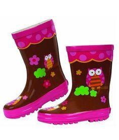 Stephen Joseph Girls 7-16 Rain Boots