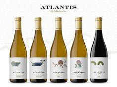 Atlantis: cinco variedades autóctonas con influencia atlántica