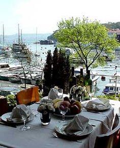 Kıyı fish restaurant in Istanbul, Turkey