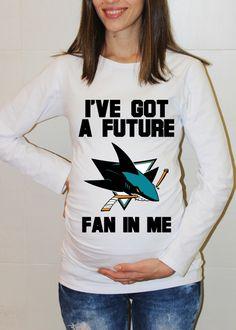 024c48f0b6 San Jose Sharks Baby San Jose Sharks Vintage Shirt Long Sleeved Hockey Boy  Baby Girl Maternity