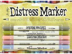 Tim Holtz  ESTATE SALE  Distress Marker by DivineDesignsbyBonni