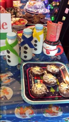 North pole breakfast North Pole Breakfast, Merry