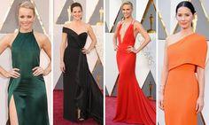 Vota por la invitada más elegante que ha pisado la alfombra roja de los Oscars 2016