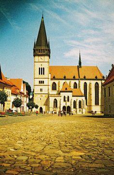Bardejov, Slovakia. (by Katarína Chovancová)