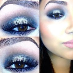 I love this look from @Sephora's #TheBeautyBoard: http://gallery.sephora.com/photo/disco-ball-1589