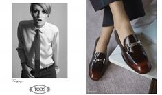 "Tod's Unveils ""Timeless Icons"" Fall/Winter 2016 Ad Campaign - Daily Front Row - http://fashionweekdaily.com/tods-unveils-timeless-fall-2016/#utm_sguid=153444,d9eda2b2-3698-4ae7-85d4-0abbbb578a8b"