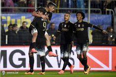 Frosinone-Juve 0-2  14° vittoria consecutiva!! #dybala #morata #finoallafine