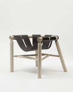 NINNA armchair design Carlo Contin Adentro www.adentro.fr