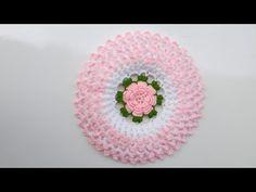 Doily Patterns, Crotchet, Doilies, Decoupage, Crochet Earrings, The Creator, Crochet Hats, Model, Youtube