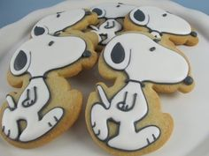 snoopy cookies - Google Search