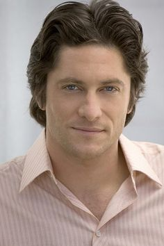 David Conrad from Ghost Whisperer who plays Jim Clancy. Love him!