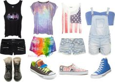 4 super outfity :D