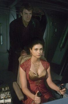 Firefly - I'm still sad I never got to find out what ultimately would have happend between Inara and Mal. I know I know #nerdalert