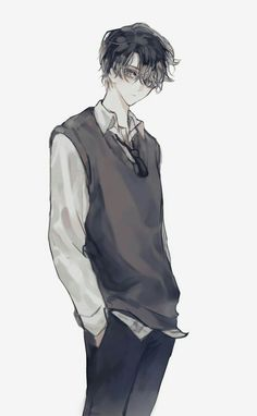 Pin by You_reonmymind✨ on Anime/ Webtoon/ Manga Boys✨ Dark Anime Guys, Hot Anime Boy, Cute Anime Guys, Anime Boys, Manga Anime, Manga Boy, Anime Art, Handsome Anime Guys, Estilo Anime