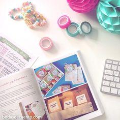 ¿Buscas ideas para organizar y diseñar tu boda? Pues nuestro #cuentilibro está lleno de ellas www.bodasdecuento.com