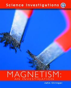 This book explains how magnets work and how magnetism and electricity are connected and includes simple experiments. Magnets Science, Simple Circuit, Science Curriculum, Children's Literature, Student Learning, Connection, This Book, Education, Books