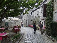 Durbuy, Belgium- the smallest city in the world