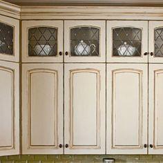 Creative Kitchen Cabinet Ideas: Tall Displays