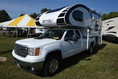 Cirrus 920 Review Camper, https://www.truckcampermagazine.com/camper-reviews/2018-cirrus-920-review/