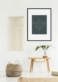 Every single morning-juliste Interior Desing, Motivational Posters, Balcony, Inspiration, Home, Art, Biblical Inspiration, Art Background, Ad Home