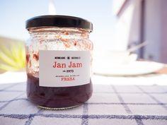 Mermelada de fresa casera Jan Jam de Pantori