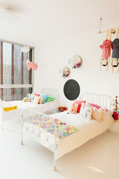 very adorable shared room