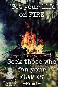 Fan the flames...
