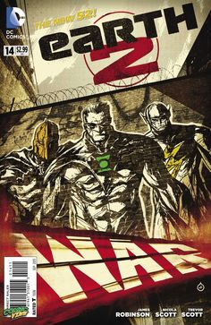 Exclusive Preview: EARTH 2 #14 - Comic Vine..its popularity is on the rise..